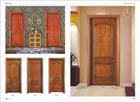 实木门厂家 复合木门与原木门的区别