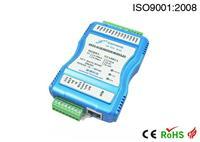 物聯網以太網數據采集4-20mA轉RJ45多路模擬信號采集轉換