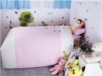 幼儿园被子三件套 纯棉儿童被褥全棉被套 幼儿床六件套含芯