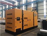 大型自动化200KW静音柴油发电机组