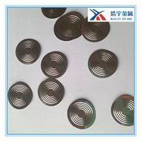 金屬膜片 鉭 316L 哈C  平膜 波紋膜