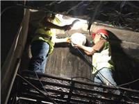 陕西西安蓝箭卓越地下室堵漏维修公司