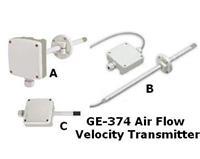 GE-374-EX防爆風速儀-防爆風量變送器