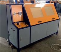 膠管測試設備/檢測橡膠管設備/**特力得膠管耐壓爆破實驗臺