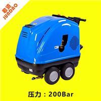 船厂油污清洗专用广州热水高压清洗机