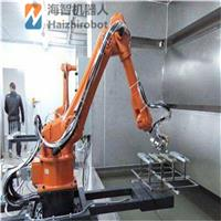 塑膠噴涂機器人,玩具噴漆機械手臂 海智自動噴漆機器人