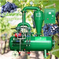 水肥一體化設計圖紙 山東圣大節水供應大田玉米灌溉雙過濾施肥機