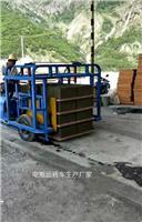 水泥砖厂电动叉砖车 电动拉砖车