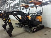 1.6噸挖掘機 小型挖掘機 室內挖掘機 小空間挖掘機 農用液壓挖掘機