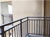 固格瀾柵 供貨 私人住宅 鋅鋼 鐵藝陽臺防護欄欄桿