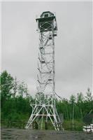 河北監控瞭望塔價格 節省造價成本