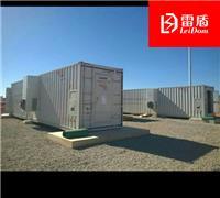 集裝箱廢棄物暫存柜功能特點