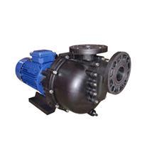 臺泉廠家供應污水泵 環保耐酸堿塑料泵 臥式離心泵 單吸式循環水泵