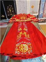 廣州興派服飾重工手繡秀禾服