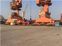 低平板特种柜专线海运 可提供上门取货服务