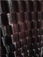 海欣厂家生产仿皮草毛绒皮草服装面料