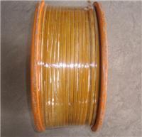 慶宇雙玻璃絲包薄膜扁銅線聚酯薄膜扁銅線