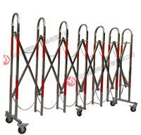 不銹鋼安全圍欄 不銹鋼拱形伸縮圍欄 廠家批發定制