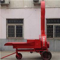 甘肅玉米秸稈粉碎切草機廠家 自動進料秸稈切碎機價格