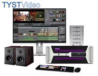 *視頻編輯制作電腦一體機后期影視制作主機EDIUS剪輯軟件渲染