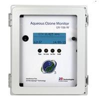 美國2B公司UV-106W水中臭氧監測儀