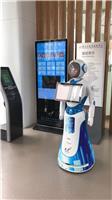 新正源智能送餐機器人廠家,自助餐飲機器人