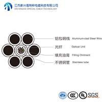 OPGW-24B1-50 光纖復合架空地線 24芯OPGW光纜