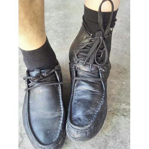 北京特大码鞋子定制沈师傅让你只想微笑详情请面谈