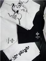 **圓領純棉T恤衫定制圖案定做T恤衫印花