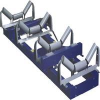 ICS電子稱重皮帶秤 散料稱重計量程  徐州皮帶秤機架加工出口