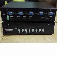 HDMI/VGA畫中畫4路高清畫面分割器分屏器合成器/拼接器畫面處理器