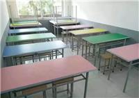 濮陽中學生雙人課桌椅-學而不厭