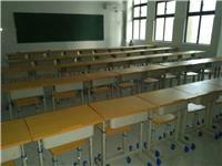 安陽中小學雙人課桌椅_課桌凳廠家