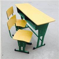 美冠課桌椅_開封校用雙人課桌椅