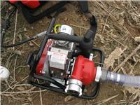 加拿大WICK250便攜式高壓消防泵 移動遠程輸送滅火水泵 高壓接力水泵 森林高壓消*泵
