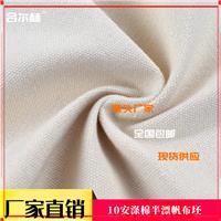 10安涤棉半漂色帆布坯