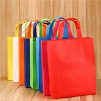 昆明购物袋订做提手袋印字无纺布袋价格布袋批发