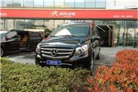 天津19款奔馳V260商務車MPV高檔房車價格