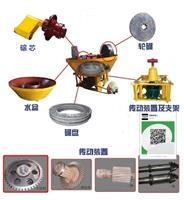 濰坊做工優良碾金機生產廠家價格 選礦設備