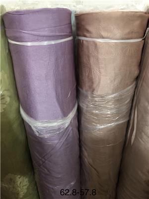 大量库存窗帘布料批发成品半成品窗帘厂家