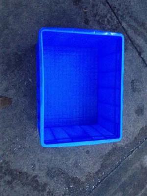 成都喬豐塑料帶蓋周轉箱批發