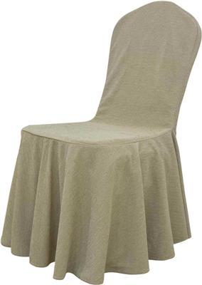 工厂**康乃馨椅套新品砂砾纹