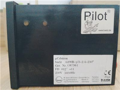 貝爾茨 6490B-Y/3-2.4-230溫控表