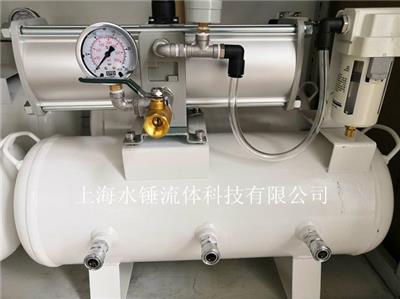 壓縮空氣增壓泵               壓縮空氣增壓系統