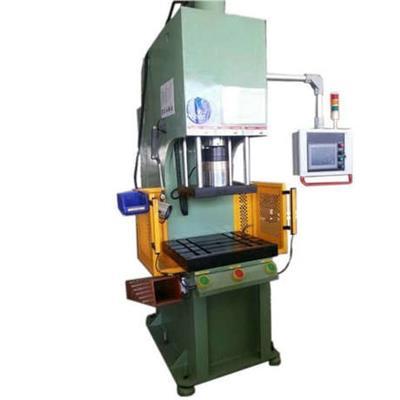 伺服液壓壓裝機 在線監控數控油壓壓裝機 溫州數控伺服油壓機廠家