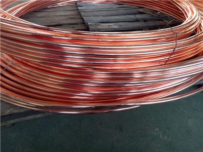 銅包鋼圓線又叫鍍銅圓鋼常用規格介紹