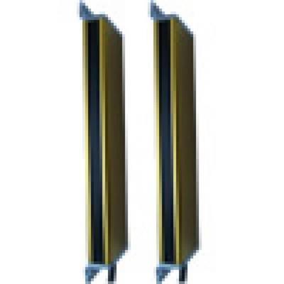 海任科技E15系列*薄安全光幕,僅15mm的厚度,應用要求空間小,小巧美觀