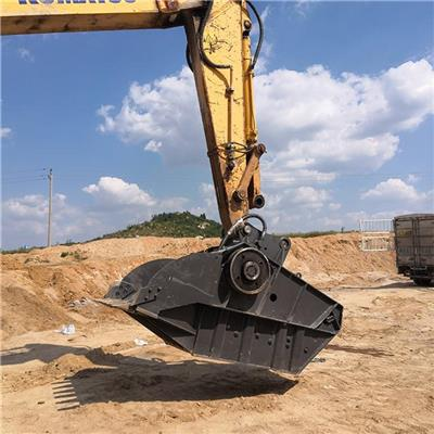 挖機路面破碎斗 挖機破碎斗的優缺點