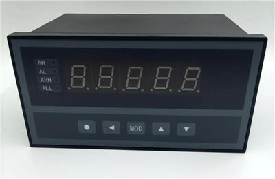 溫度壓力流量補償流量積算儀XSJB顯示控制儀表