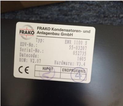 FRAKO功率因素表EMR1100S